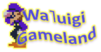 Waluigi Gameland Logo