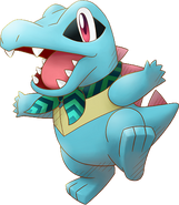 158Totodile PSMD