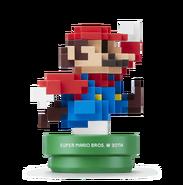 8-Bit Modern Mario