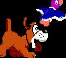 Duck Hunt JSSB sprites