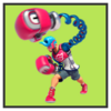 JSSB character preview icon - Spring Man