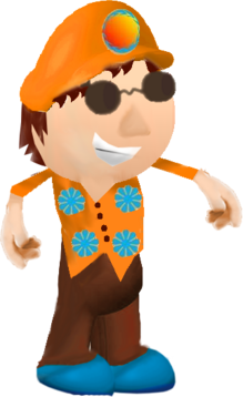 Mick 3D