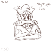Mightlight pas