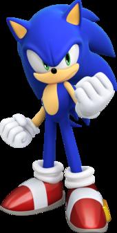 Modern Sonic Render