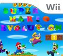 Super Mario Evolution/Gallery of Artwork