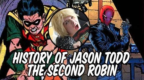 Superhero Origins Jason Todd