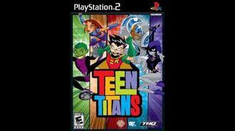 Teen Titans Game Soundtrack - Main Menu Theme