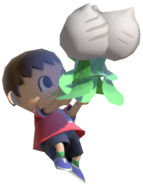 0.3.Red Villager holding Turnips