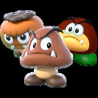 Goomba Trio