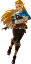 HWAoC Zelda