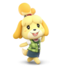 Isabelle SSBUltimate