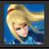 JSSB Character icon - Zero Suit Samus