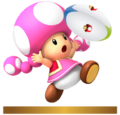 Mario Rugby Trophy - Toadette