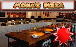 Mona's Pizza MKSR