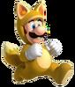 Tanooki Luigi 3D Land