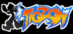 Tigzon - English 2019 logo design