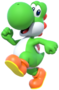Yoshi Official Artwork