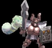 1.1.Toon Zelda entering a Phantom