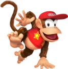 473px-Diddy Kong SSB4 - Artwork3dswiiu