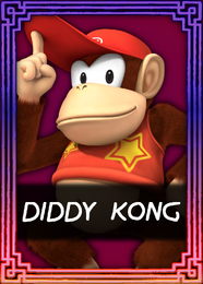 ACL Tome 57 character portal box - Diddy Kong