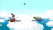 Air Rally gameplay