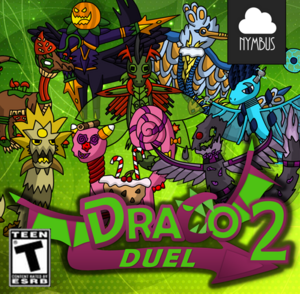 Draco Duel 2 Boxart