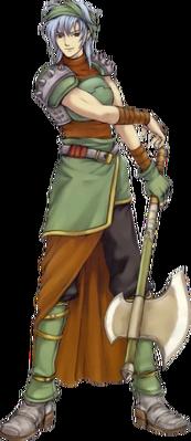 Echidna Fire Emblem DSSB