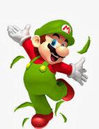 Leaf Mario 3