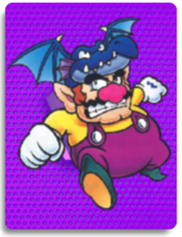 PowerCardWario KingDragon