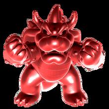 Red titanium bowser friends