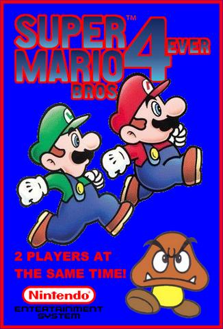 File:Super Mario Bros. 4ever Boxart.png