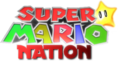 Super Mario Nation Logo