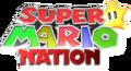 Super Mario Nation Logo