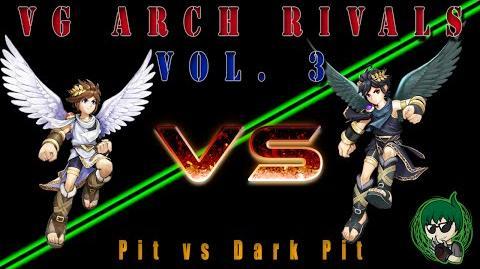 VG Arch Rivals 3 - Pit vs Dark Pit Dark Pit's Theme, Kid Icarus Title +