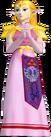 Zelda SSBM Render