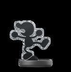 Amiibo MrGame&Watch