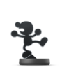 Amiibo MrGame&Watch