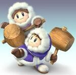 Ice Climbers - Nintendo All-Stars