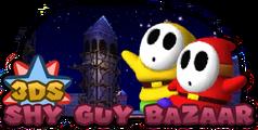 InfinityRemixCourse 3DS Shy Guy Bazaar