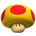 Mega Mushroom - Mario Kart 8 Wii U