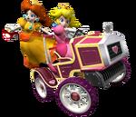 Peach & Daisy