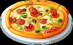 Pizza nintenzoo
