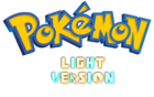 Pokemon Light Version Logo