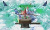 SSB Beyond Ultimate - Peach Castle