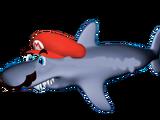 Shark Mario