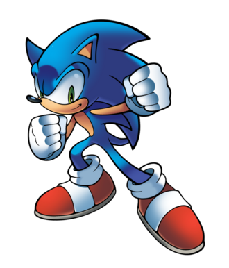 Sonic the hedgehog by filthyphantom-d6dazk7
