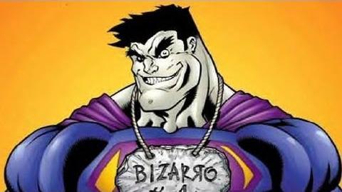 Supervillain Origins Bizarro-0