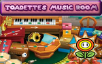 Toadette's Music Room MKSR