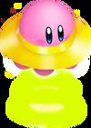 UFO Kirby KDL3D