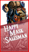 Happy mask sal